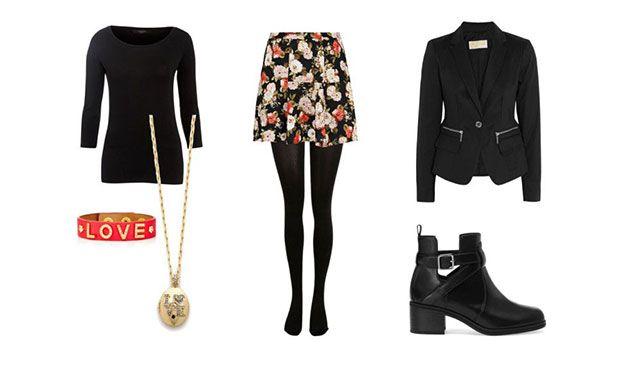 El outfit del día: Lucy Watson