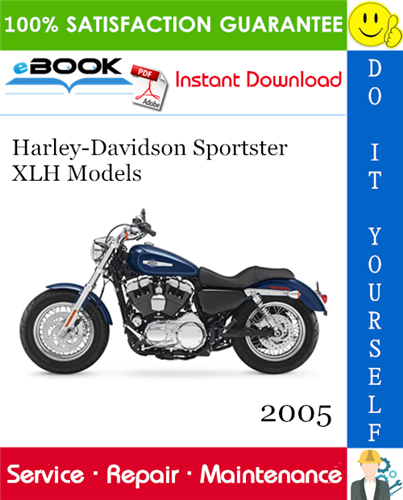 2005 Harley Davidson Sportster Xlh Models Xl883 Xl883l Xl883c Custom Xl1200c Custom Xl1200r Roadster Harley Davidson Sportster Sportster Harley Davidson