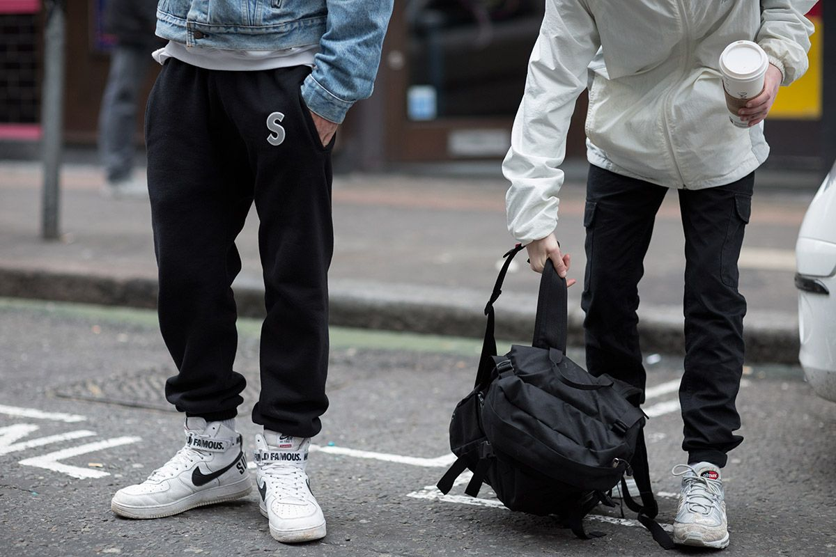 cute limited guantity huge sale adidas Originals x Palace SS16 Street Style | style | Nike ...