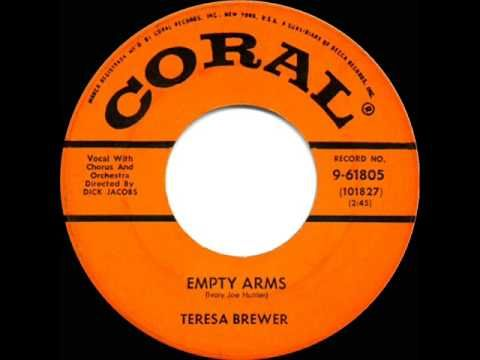 1957 HITS ARCHIVE: Empty Arms - Teresa Brewer
