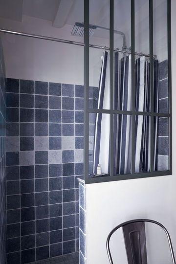 Petite salle de bain optimisée  inspiration coup de coeur Petites