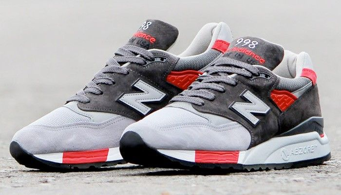 online retailer 8c54e bc147 new-balance-998-age-exploration-grey-red-3 | sneakers | New ...