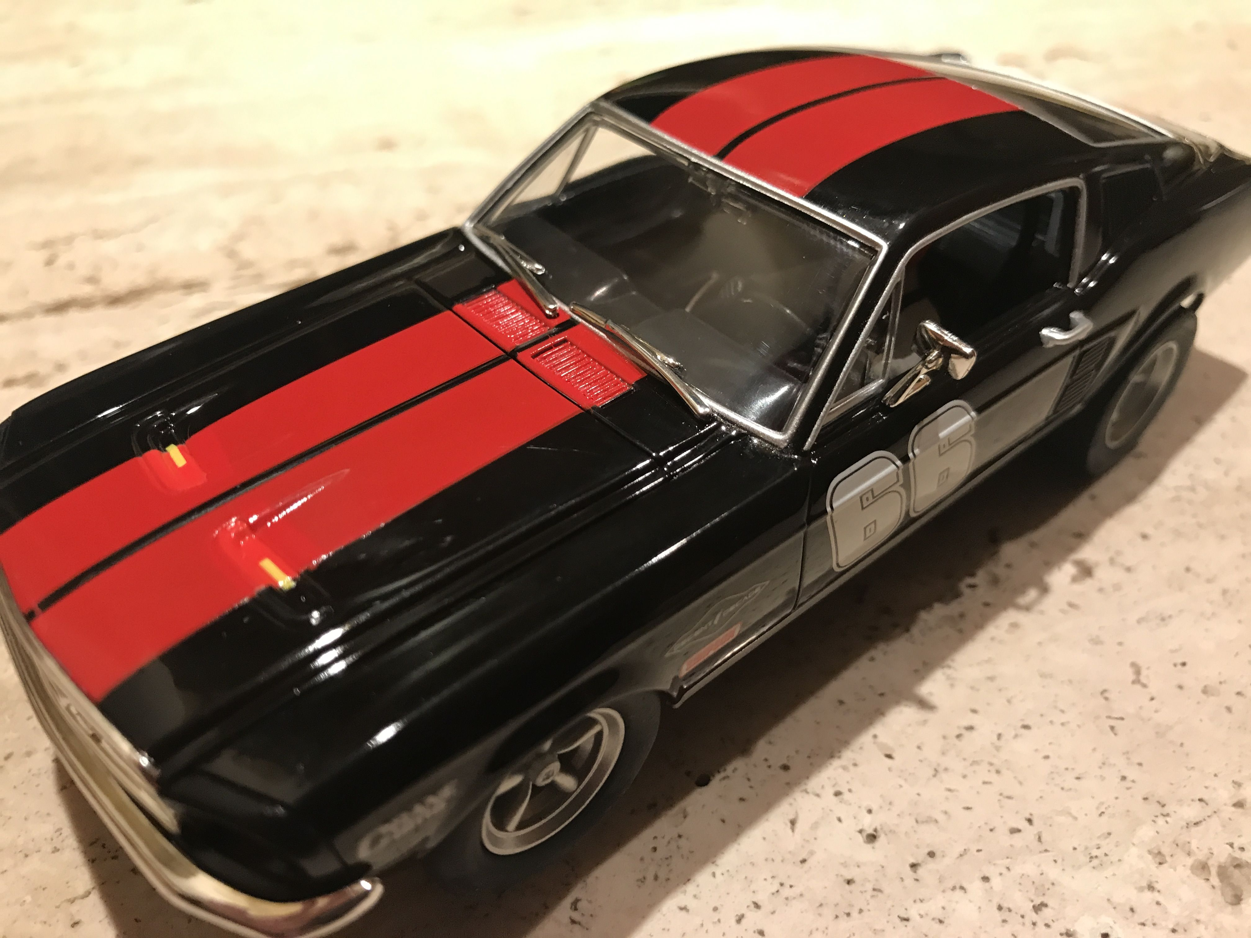 """Ford Mustang GT Fast Back 1968 """"Carrera"""" Mustang"""