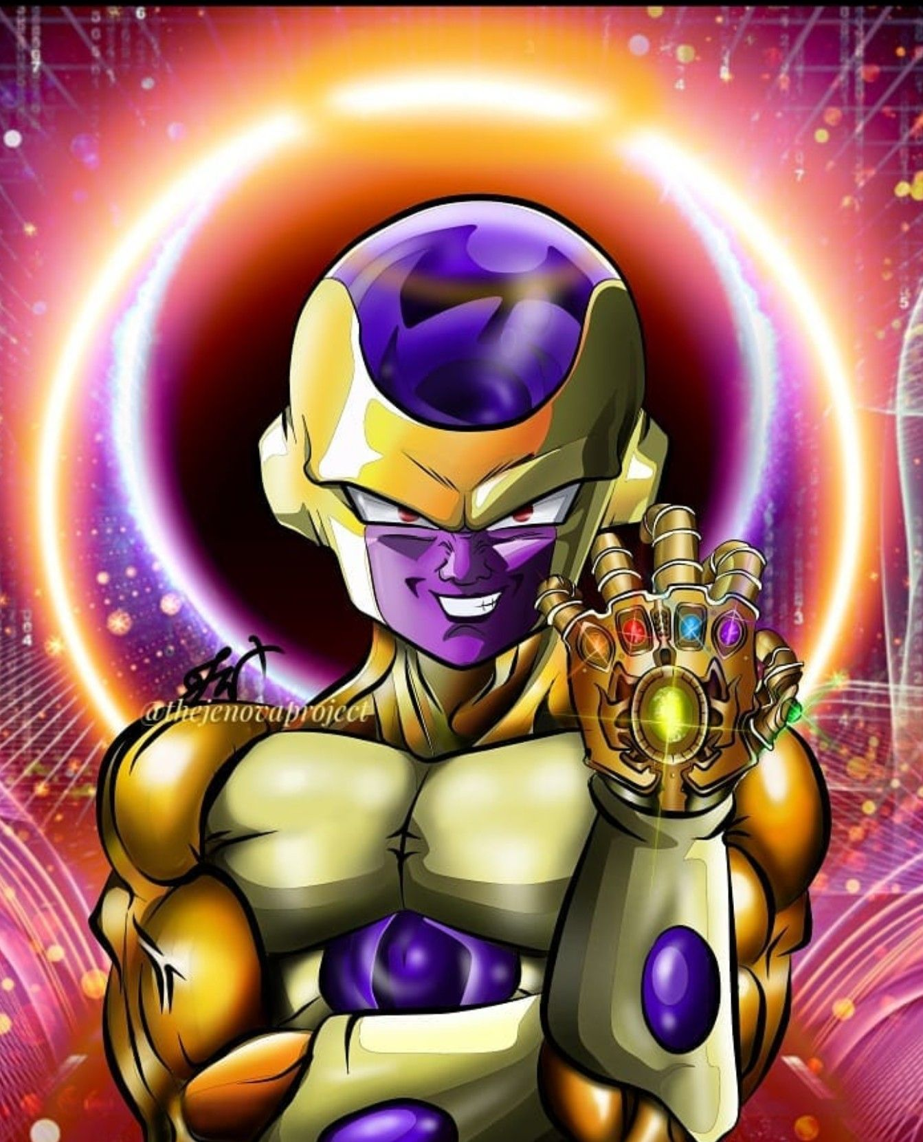 Frieza Infinity War, Dragon Ball Super (con imágenes