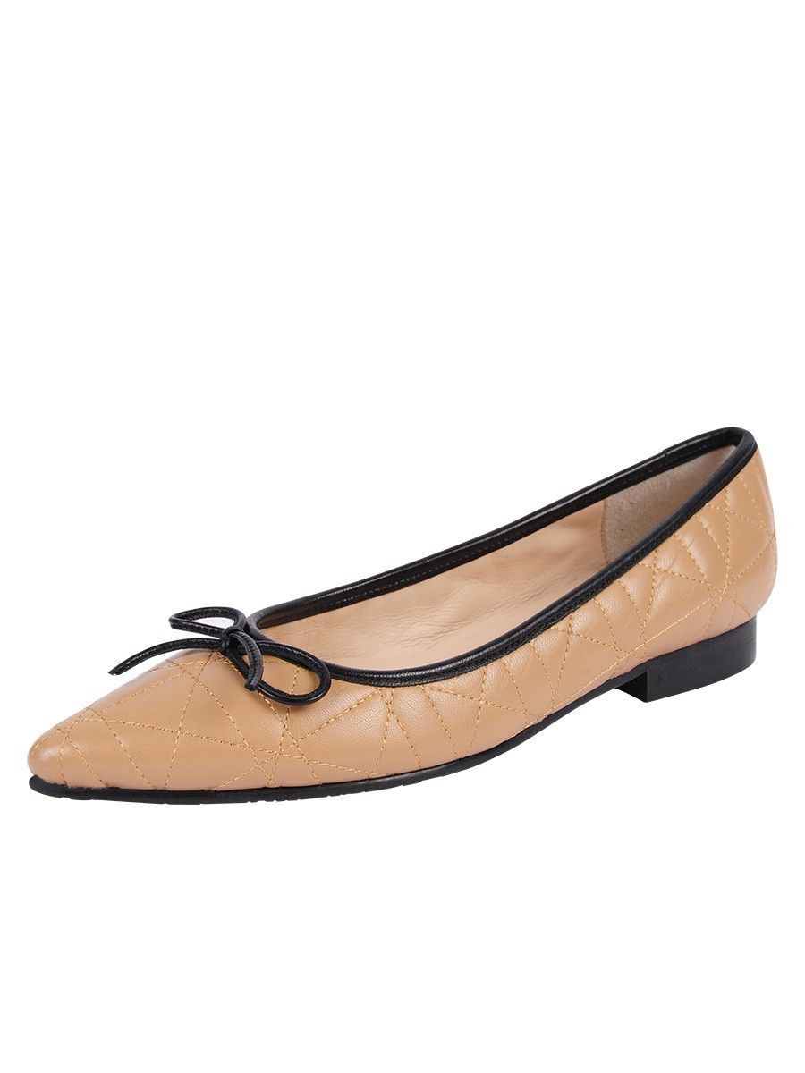 3b23cd96663 Polish your ensemble with these sophisticated flats. Perfect for a day at  work or an