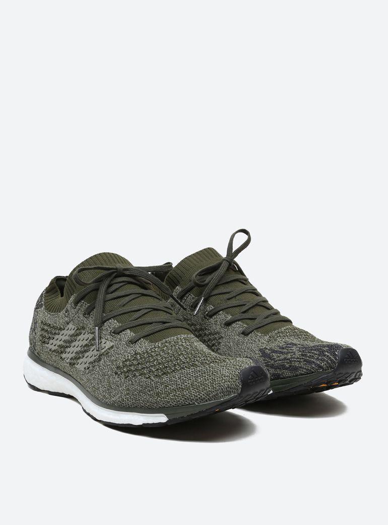 e0c2963cb869bb Adidas Adizero Prime LTD Olive Sneakers
