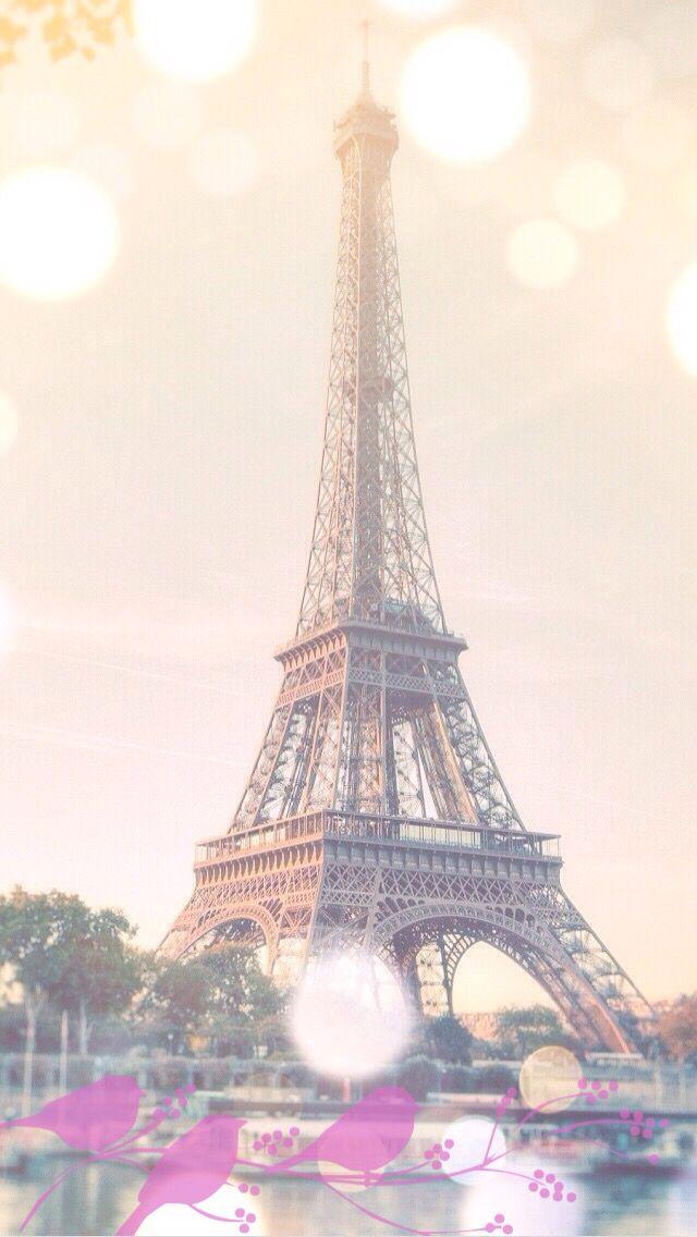Iphone Home Screen Iphone Eiffel Tower Wallpaper Hd