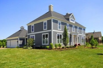 How To Use Gray With Your Home S Exterior Gray House Exterior House Paint Exterior Exterior Gray Paint
