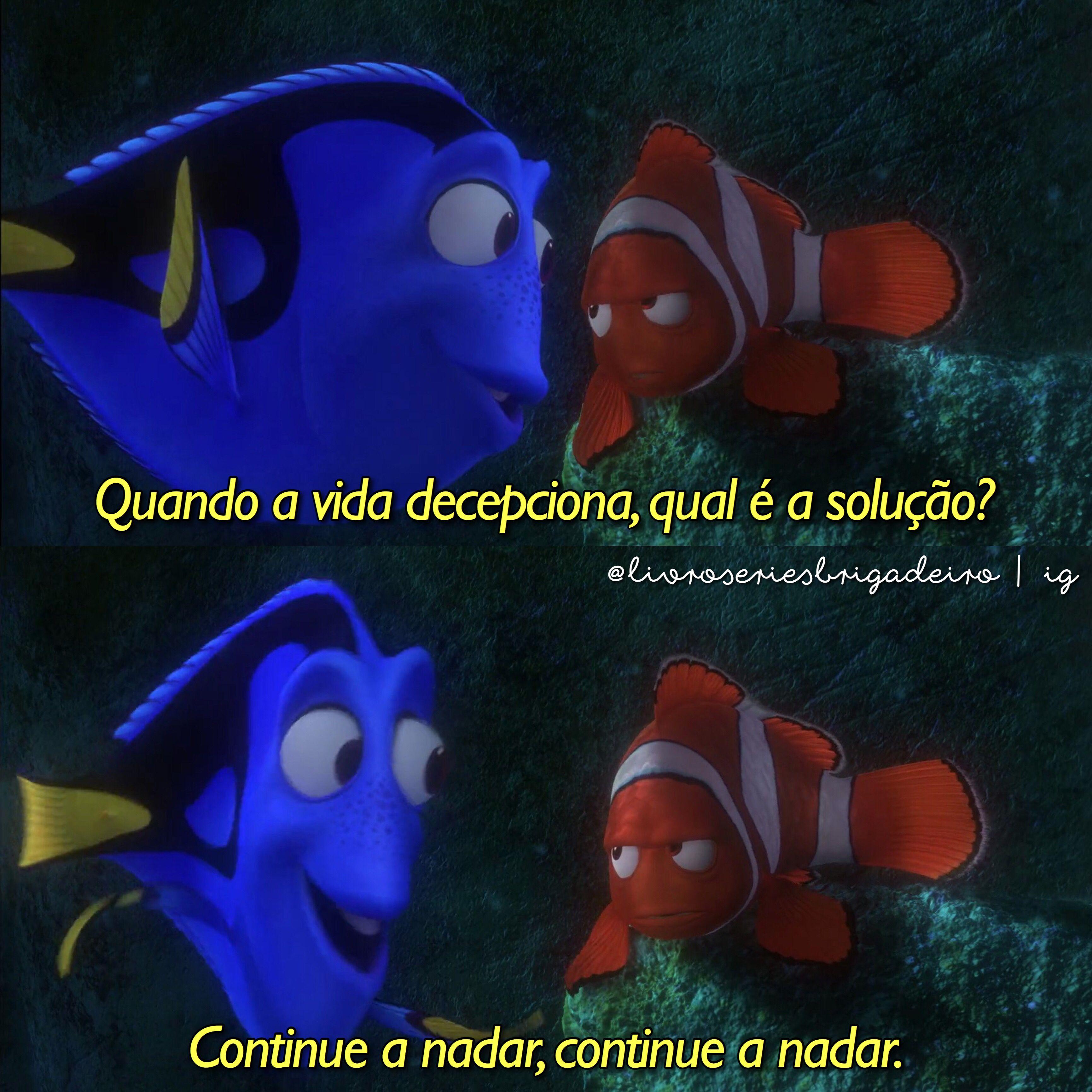 Procurando Nemo Frases Marcantes De Filmes Trechos De Filmes Frases De Filmes