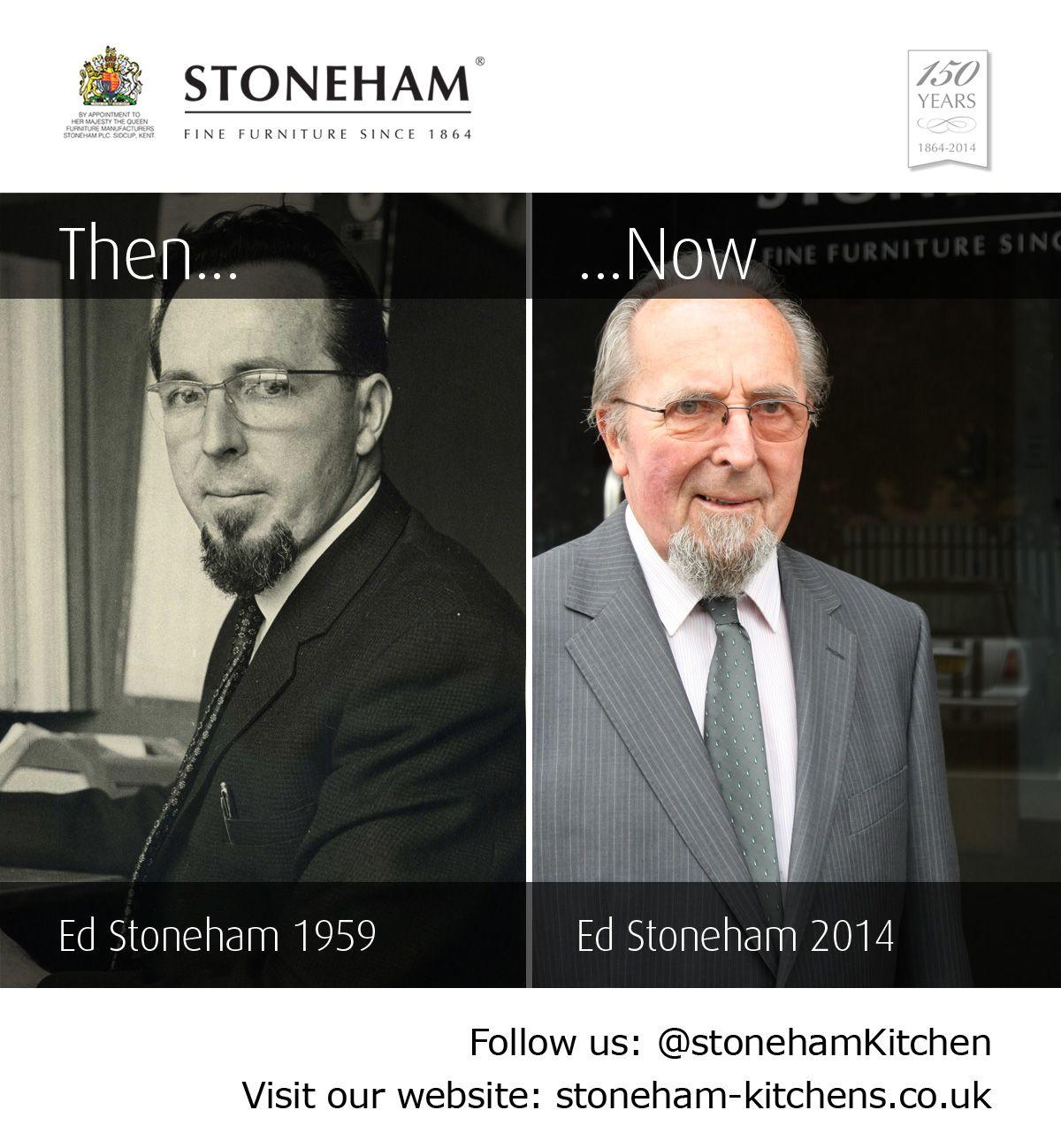 Kitchen Design Tunbridge Wells: Ed Stoneham, Chairman Of Stoneham Kitchens, Then And Now