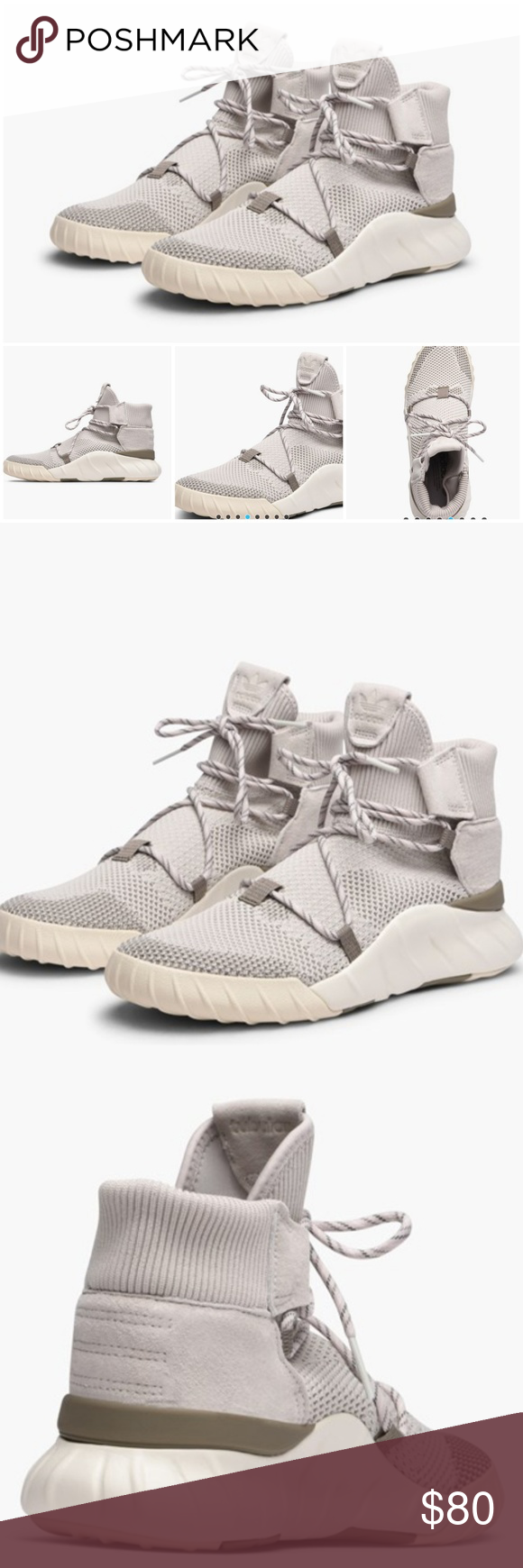 ADIDAS ORIGINALS Tubular x 2.0 W These shoes upper part of