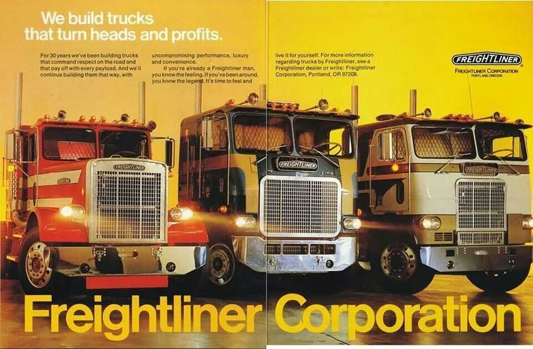 Pin By J Trucks On J Trucks Freightliner Freightliner Trucks Big Rig Trucks