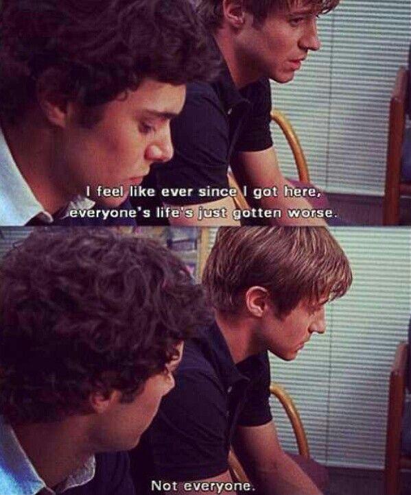 Not everyone. ~Seth