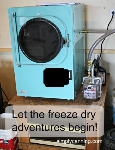 Diy Freeze Dryer Do It Yourself At Home With This Freeze Dryer