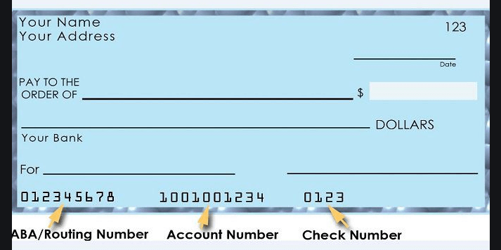How To Find A Check Routing Number What Is The Purpose Of Aba Routing Number Your Bank Routing Number Is A Nine Printing Software Check Mail Business Checks