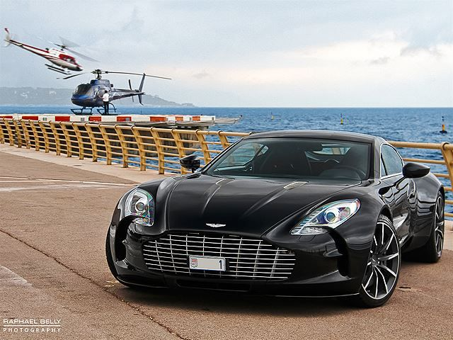This Aston Martin One77 Is Begging To Be Driven By James