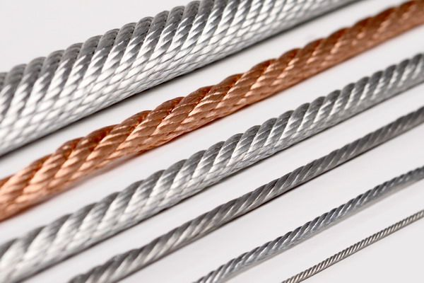 Hi Flexible Copper Tin Silver Wire Ropes Used In Manufacturing Cables Crt Assembly Wire Tv Pc S Monitors Etc Signal Pickup Silver Wire Copper Wire Silver