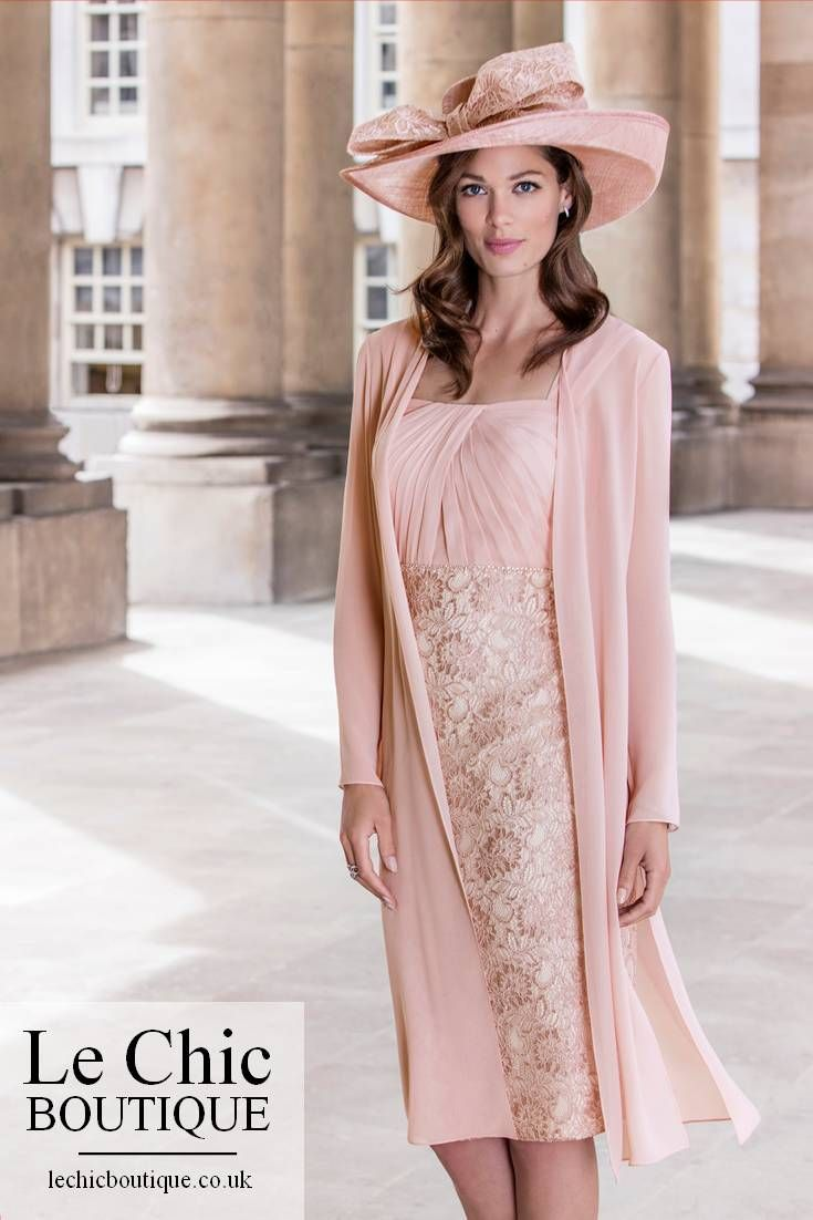 John Charles - Le Chic Boutique | Mother of the bride dress ...