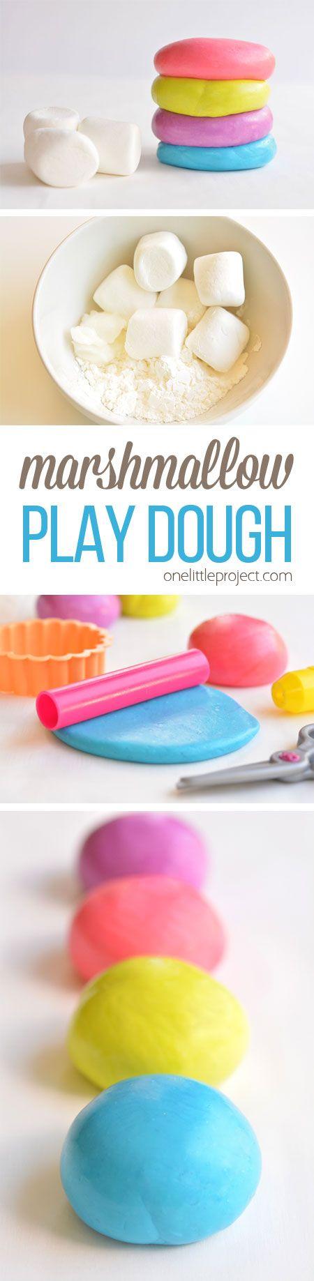how to make play dough recipe