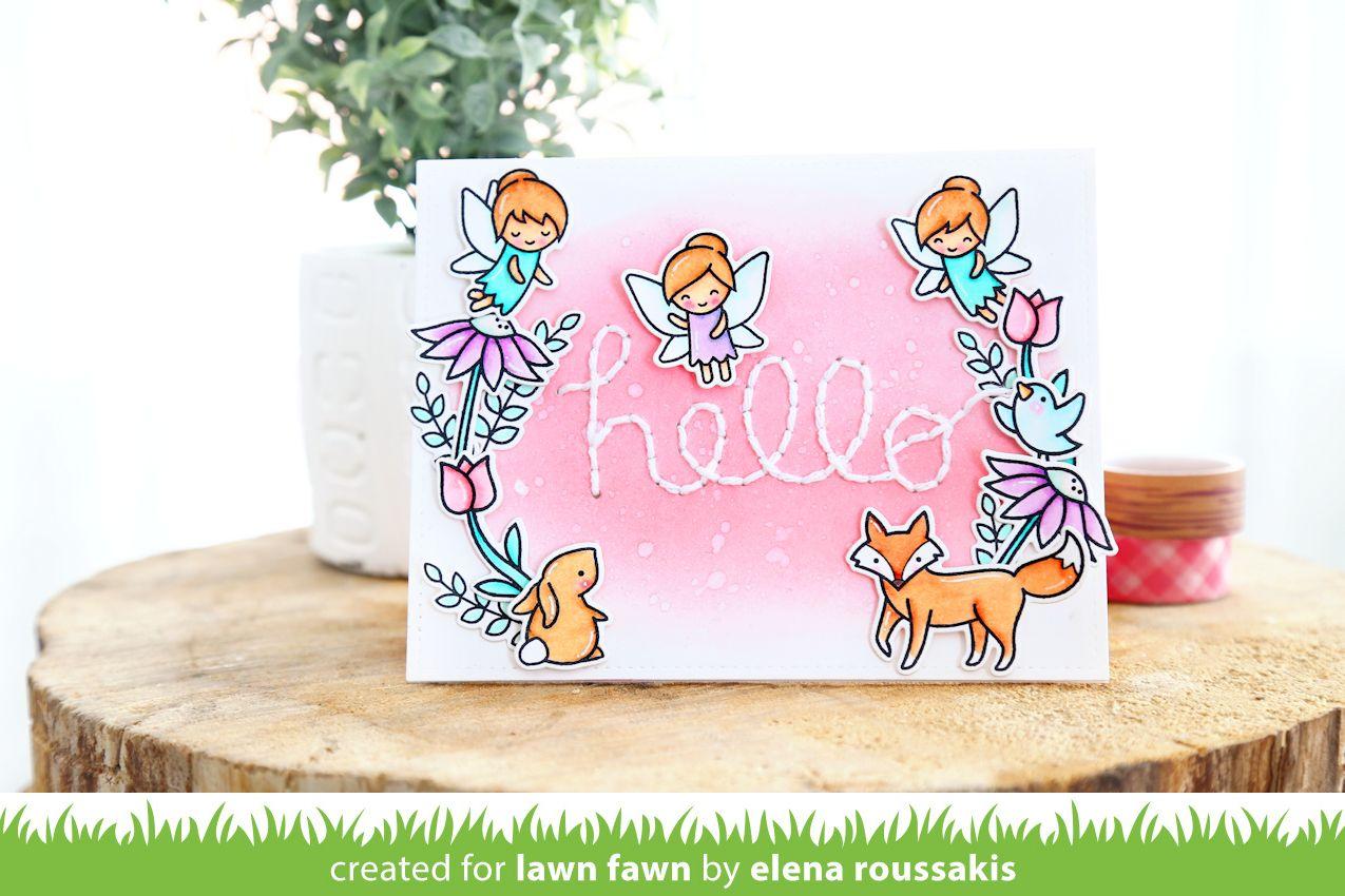 EmbroideredHello_FairyFriends_ElenaRoussakis.JPG 1,275×850 pixels
