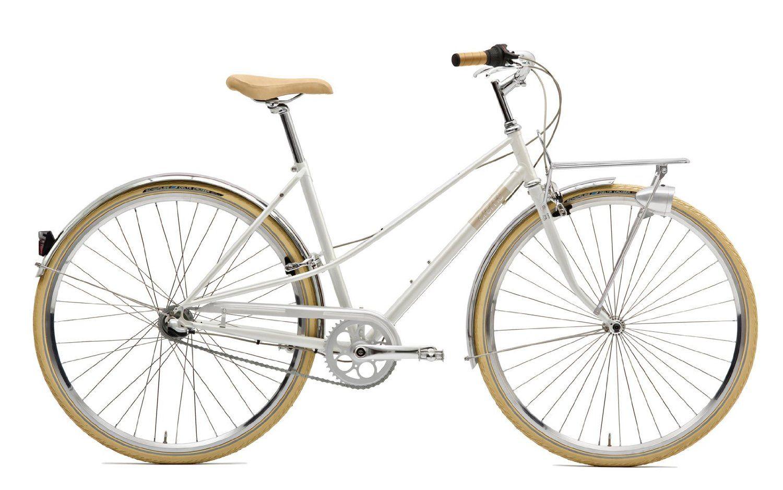 Creme Citybike Caferacer Lady Solo Amazon.de Sport