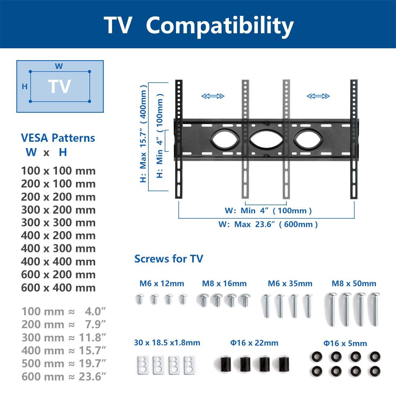 Rfiver Universal Tv Stander 110 Cm Breit Fur 32 65 Zoll Amazon De Elektronik In 2020 Tv Stander Fernsehtisch Fernseher