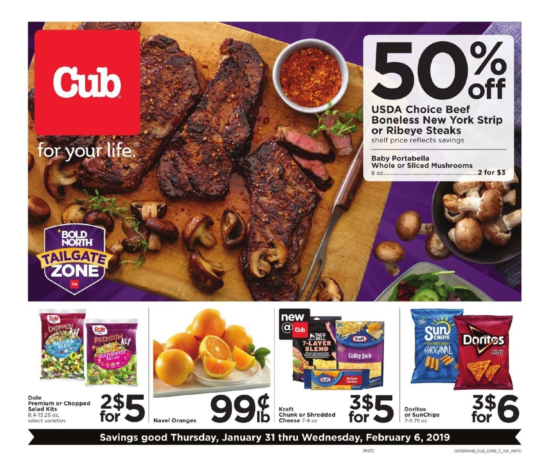 Pin on Cub Foods
