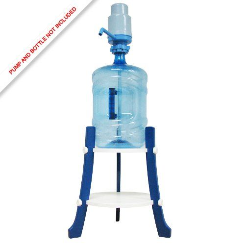 Dolphin 5 Gallon Water Bottle Dispenser Cooler Stand Storage Rack Terapump Http Www Amazon Com D Water Bottle Water Bottle Storage Rack 5 Gallon Water Bottle