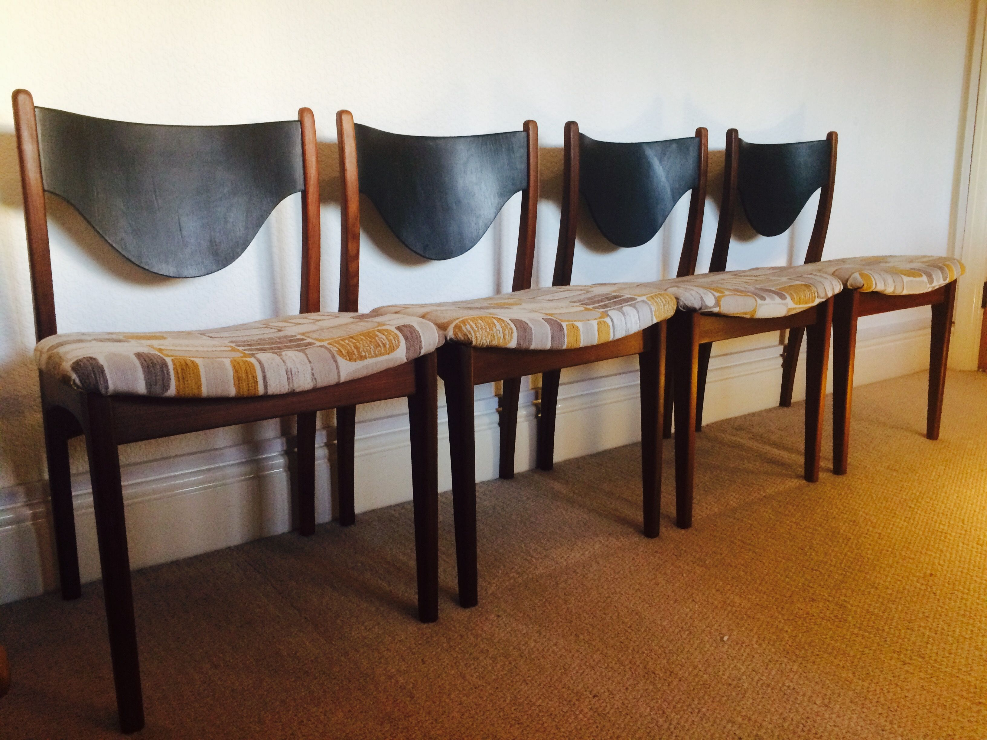 Pin by Revival Furniture Co on G Plan Dining Chairs