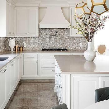 taupe quartz island countertop kitchen remodel layout kitchen backsplash designs ikea on kitchen island ideas white quartz id=59086