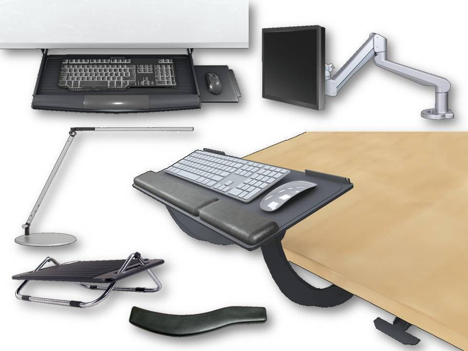 Ergonomic Office Accessories Commercial Design Control Inc