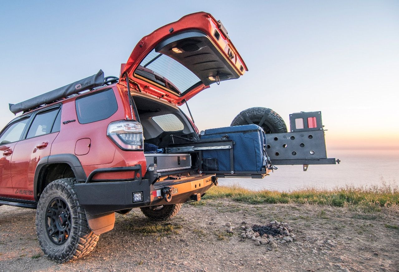 Premium Storage Solutions For Overland Expeditions