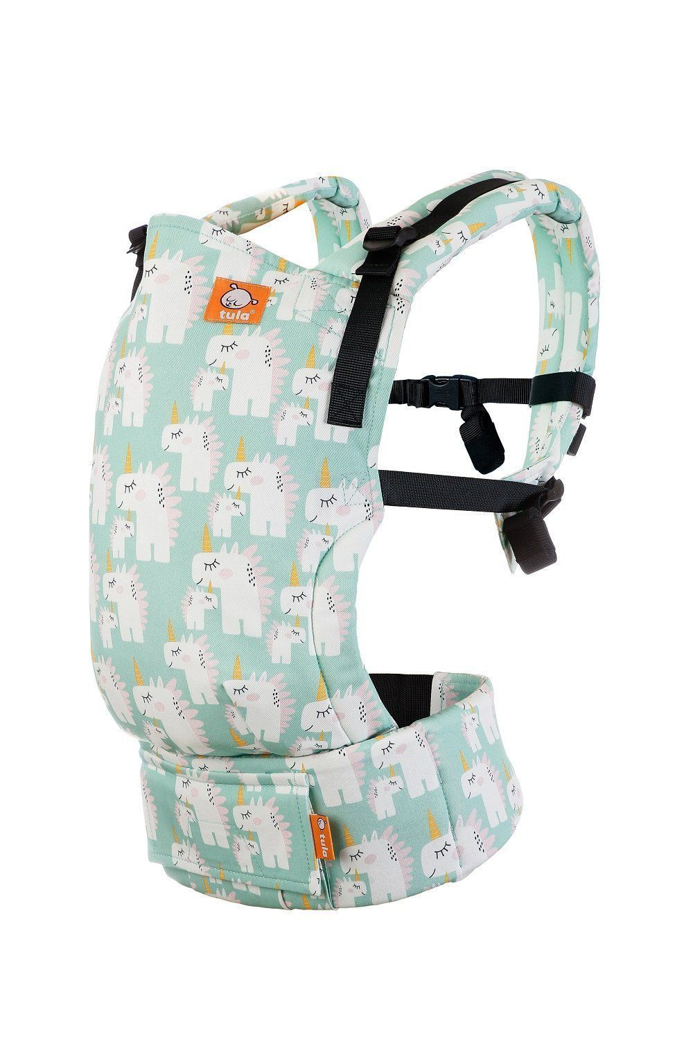 4252f033806 Unisaurus - Tula Free-to-Grow Baby Carrier - Baby Tula. Meet sweet little  buddies from a not-quite prehistoric place. Unisaurus is a unique take on  our ...