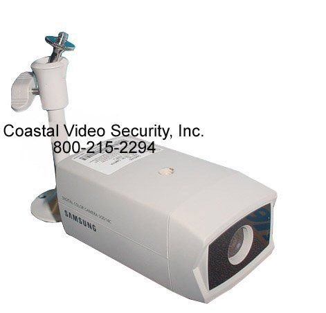 Digital Color Security Camera Fixed Lens Sod 14c By
