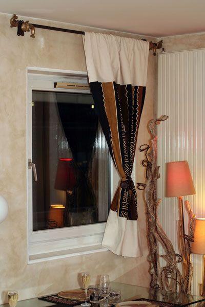 D coration d 39 int rieur de la maison d 39 inspiration - Rideaux venitiens interieur maison ...