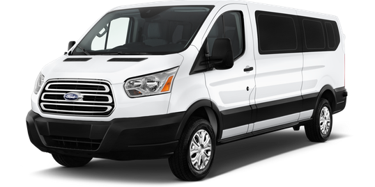 15 12 Passenger Van Rentals Katy Houston, TX Mini van