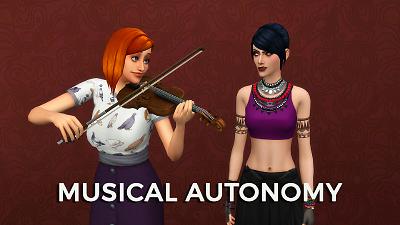 Mod The Sims - Musical Autonomy Mods