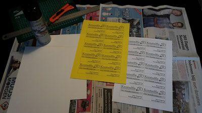 Visitekaartjes maken voor knutselfie promo diy knutselfie visitekaartjes maken voor knutselfie promo diy knutselfie businesscards reheart Images