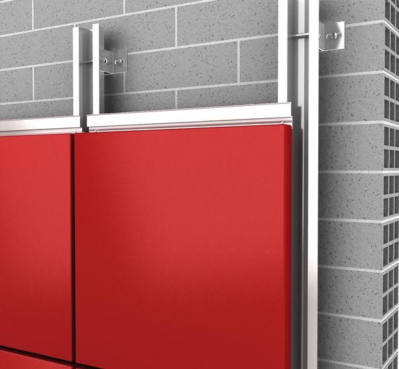 paneles de composite; material recomendado para el revestimiento de  fachadas con amplio colorido y facilidad de montaje