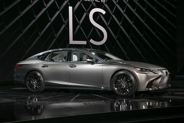 2018 Lexus Ls Is The Featured Model 600h Image Added In Car Pictures Category By Author On Nov 20 2017