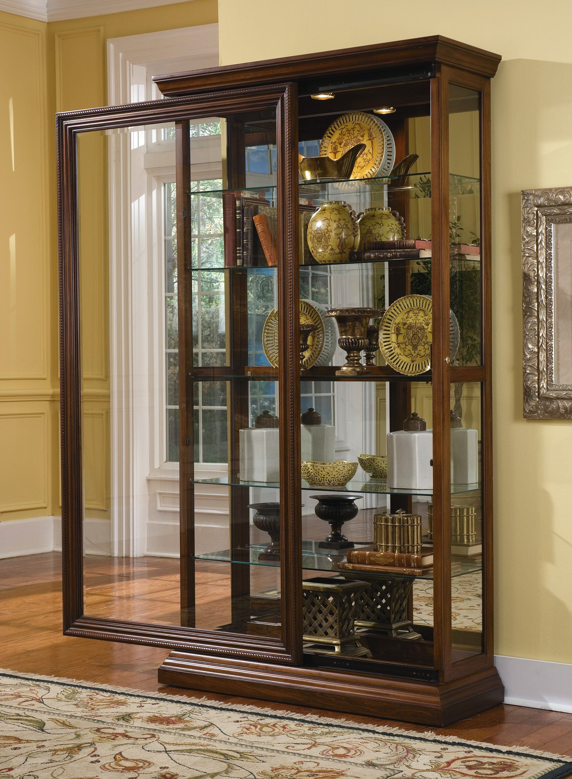 Plans to build Curio Cabinets Plans PDF download Curio cabinets ...