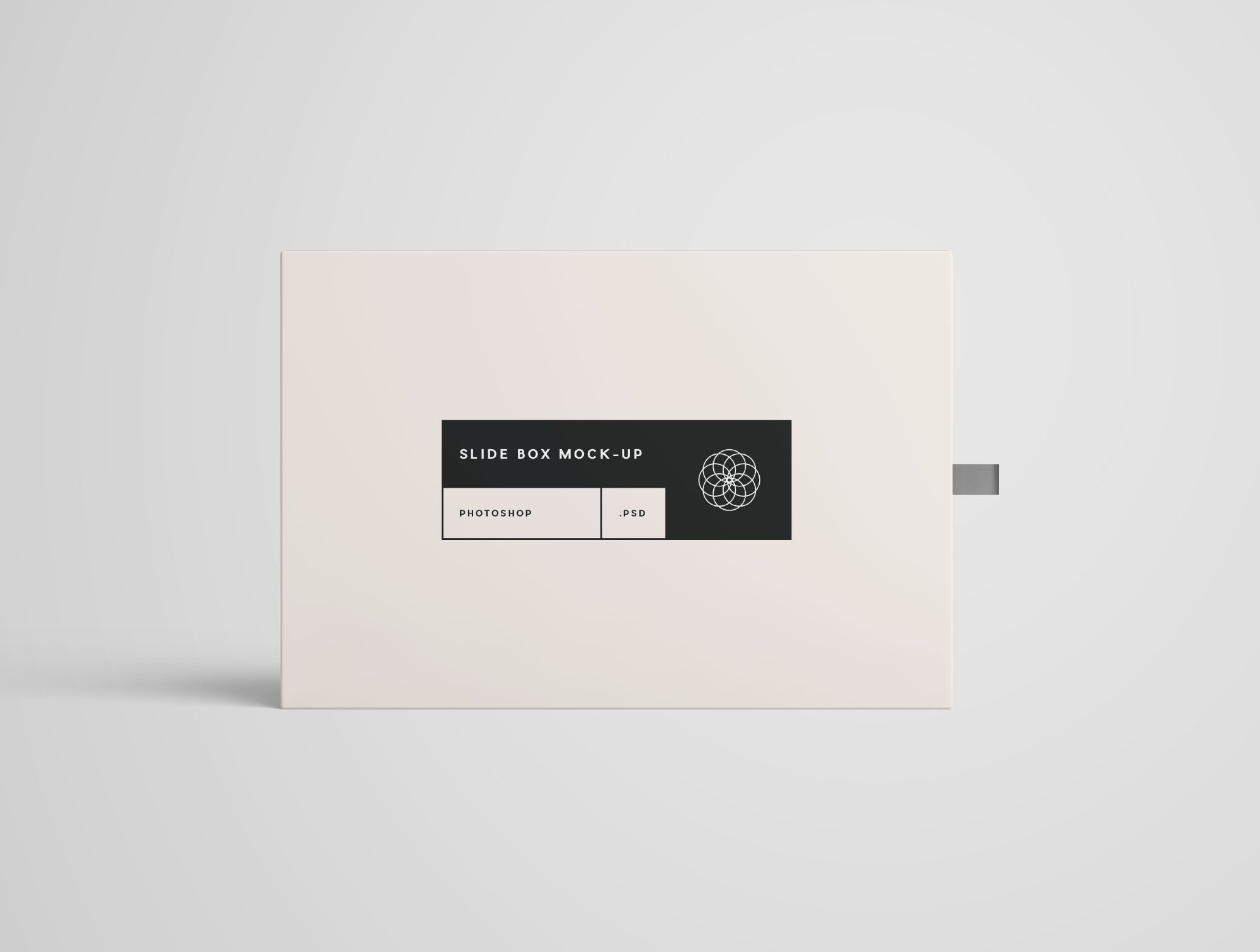 Download Rectangle Slide Box Mockup Slide Box Box Mockup Mockup Free Psd