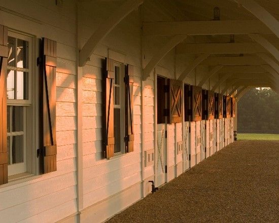 Spaces Horse Stable Design, Pictures, Remodel, Decor and Ideas ...