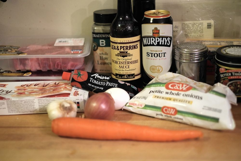 Pressure Cooker Steak and Stout Pie | Recipe | Steak and ...