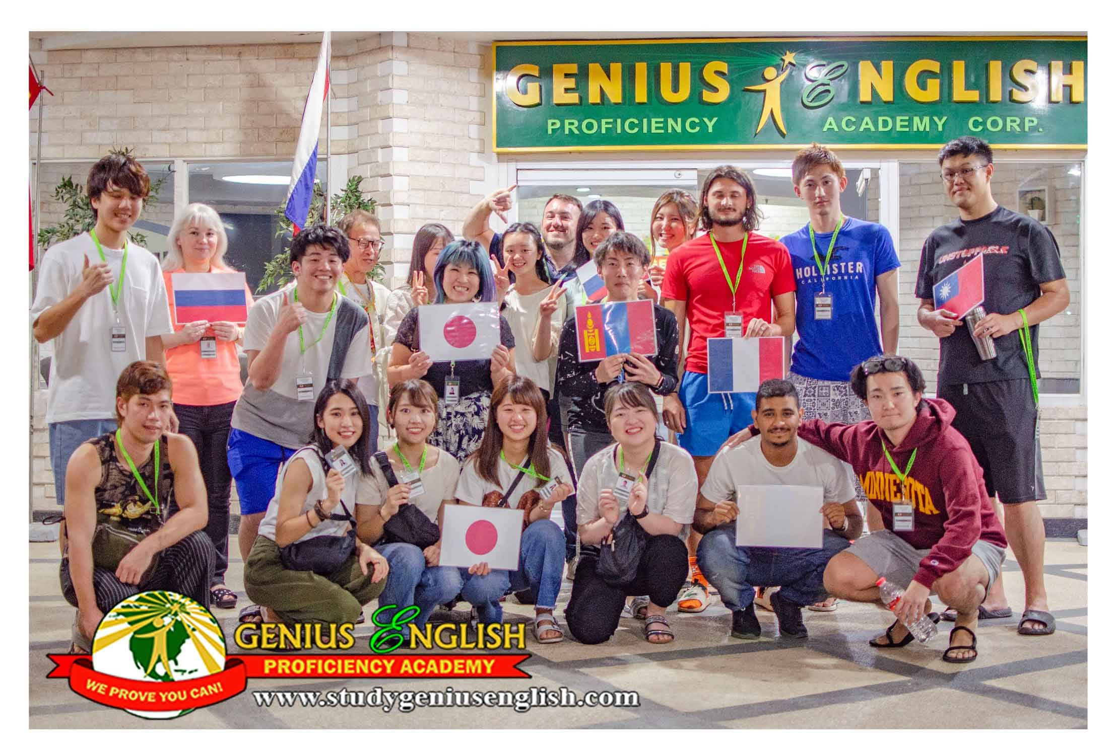 Home Learn English in the Philippines English School