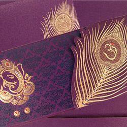 Choose Your Hindu Wedding Card Invitation With Special Elegance