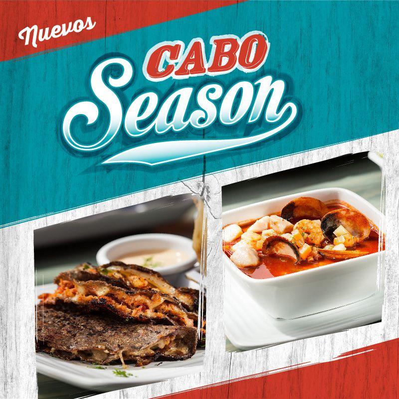Cabo Season... Aquí cualquier temporada se disfruta!