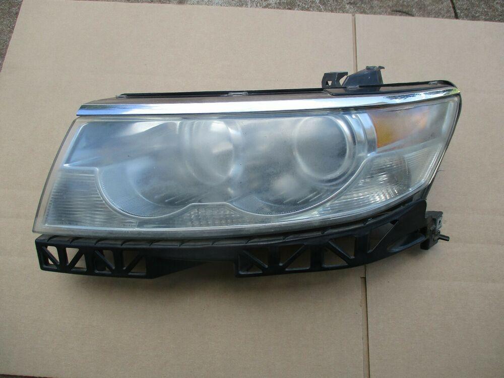 2007 Lincoln Mkz Headlight