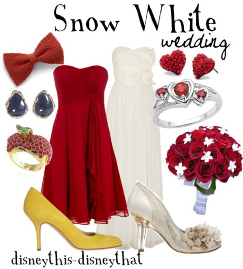 Snow Wedding Ideas: ... Wedding Tables In White
