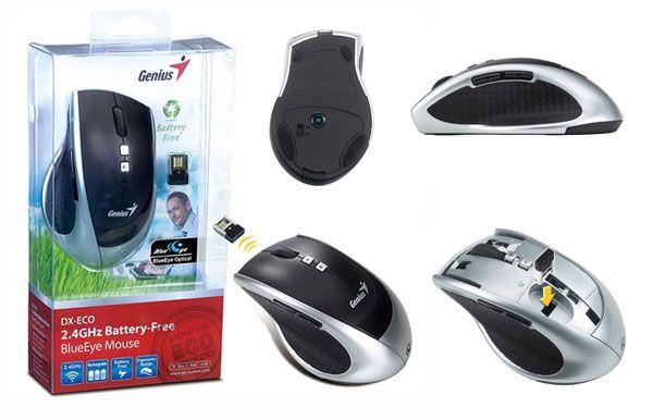 Genius Mouse Wireless Tanpa Baterai | Blog Berbagi | berbagi file gratis